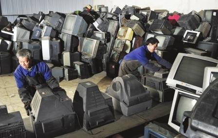 电子废弃物回收-爱博绿