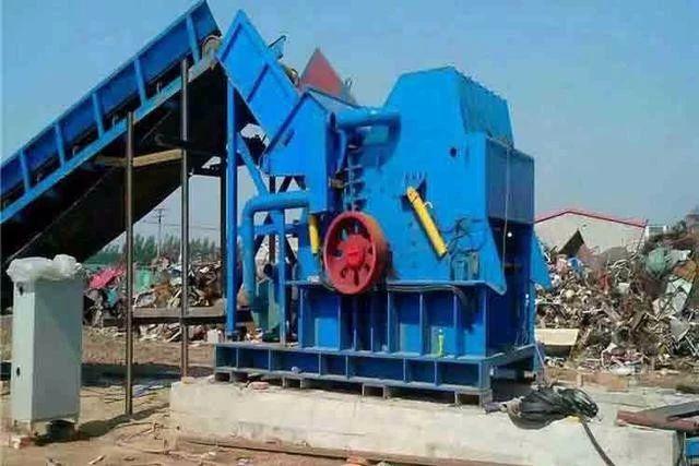 废钢回收-爱博绿