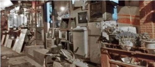 """废旧家电回收市场是否有""""金""""可掘?-爱博绿"""