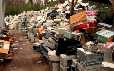 2021 年电子电器废弃物高达 6300 万吨 被回收利用者则不到 20%
