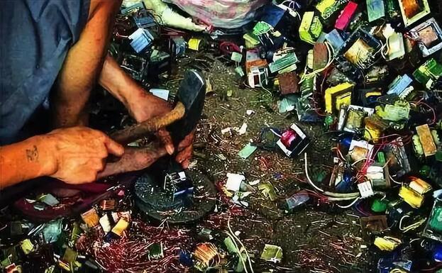分析电子废弃物行业的投资价值-爱博绿