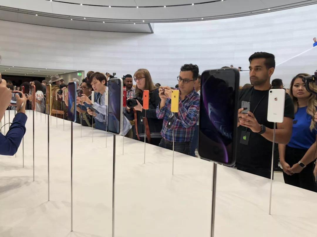 Iphone Xs和Xs Max发布-爱博绿