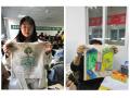 笔在心中 绿动生活——爱博绿环保涂鸦创作大赛沈阳火热启幕